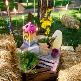 Boho Birthday Party - фото 6