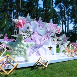 STAR WEDDING - фото 4