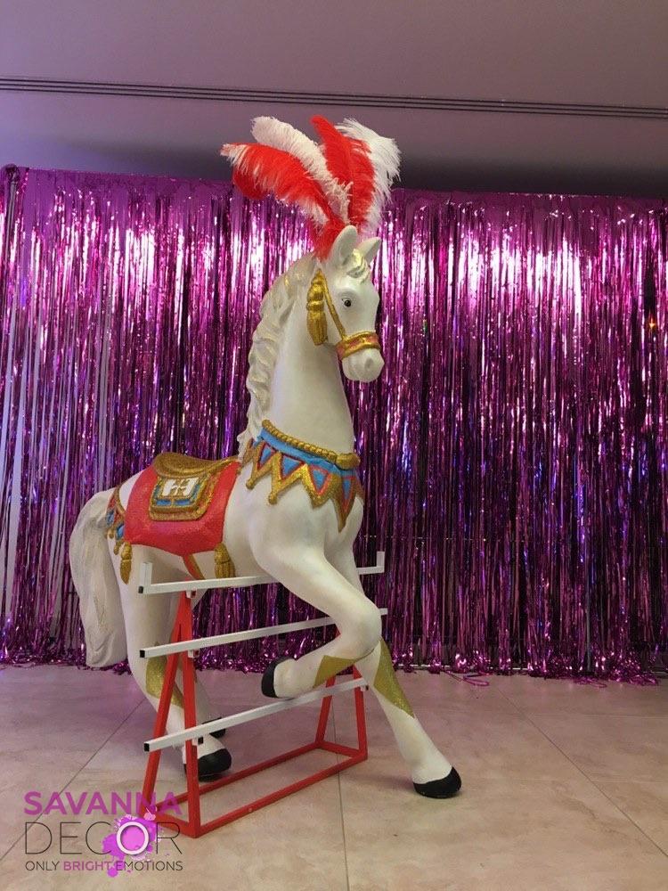 Циркова конячка