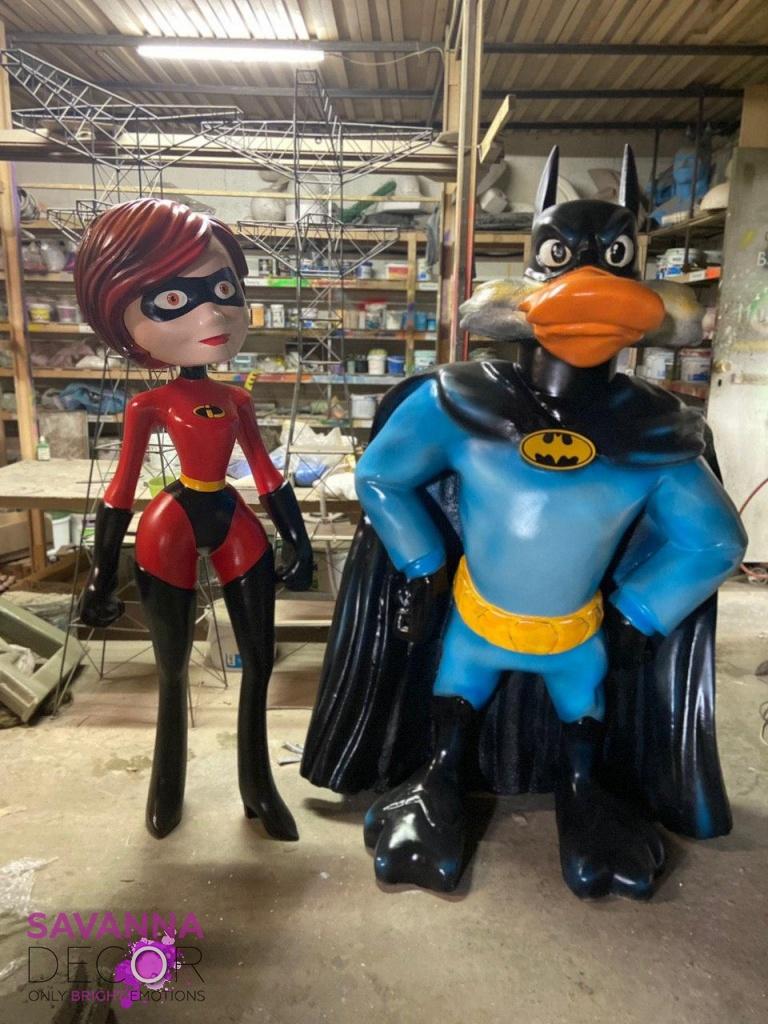 Фігури супергероїв