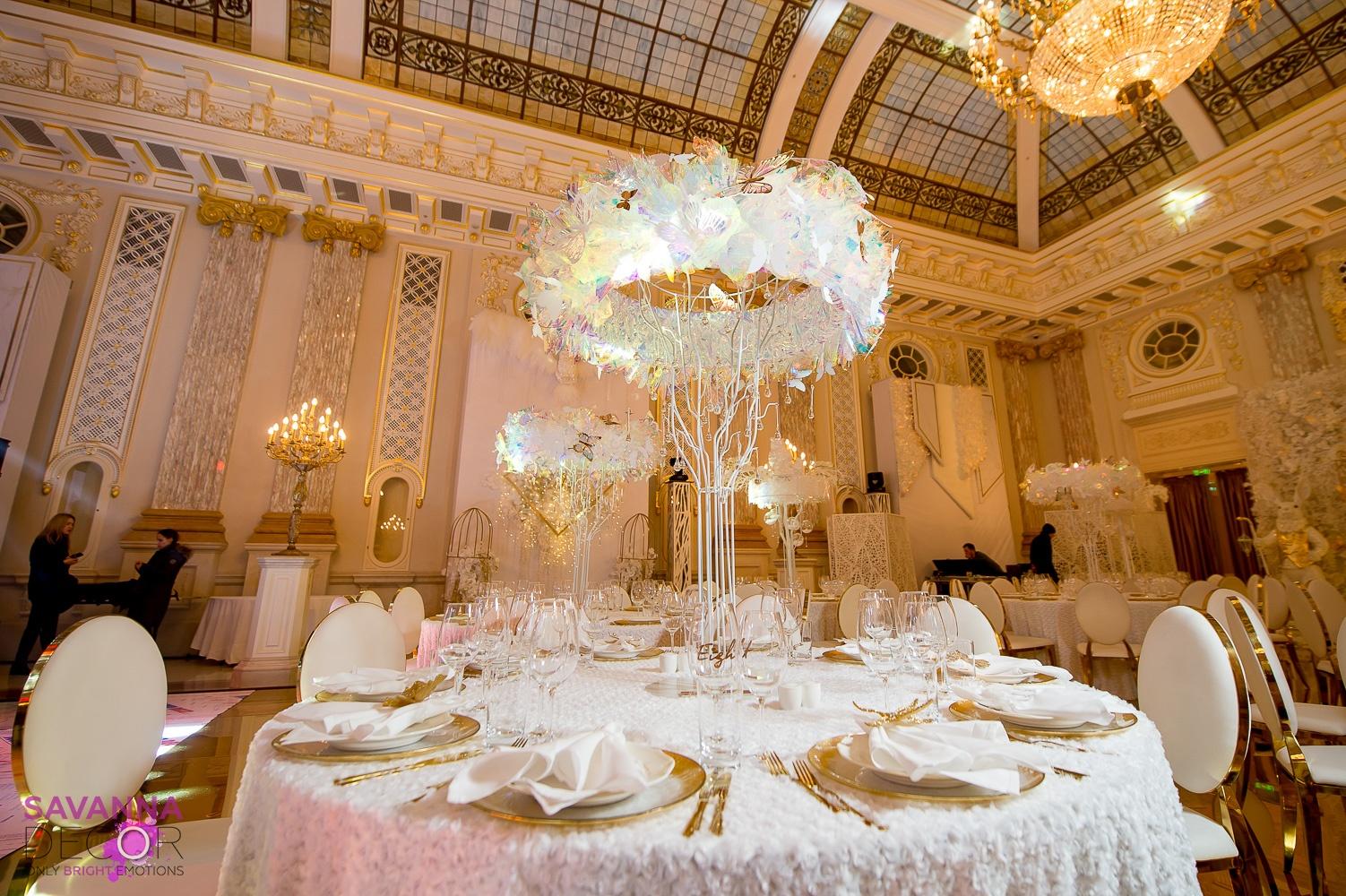 Декоративная композиция на стол