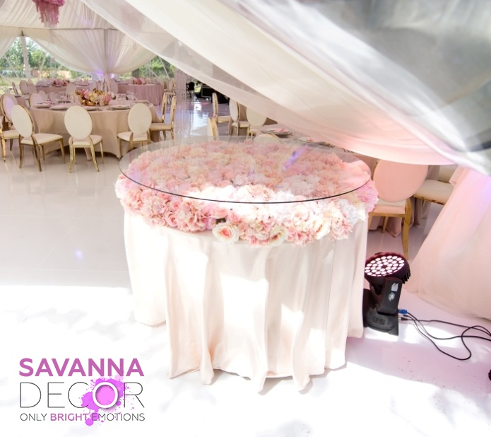 Стол для торта