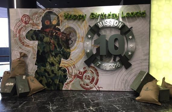 """Mission"" Birthday"